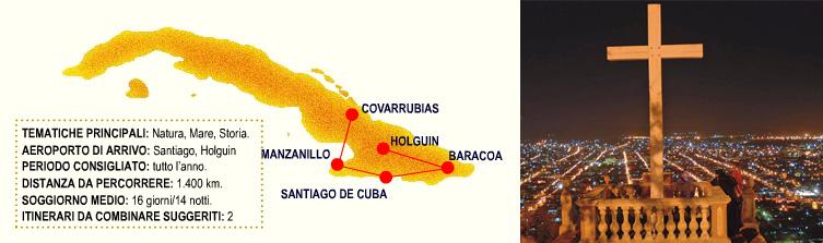 L'Oriente Cubano