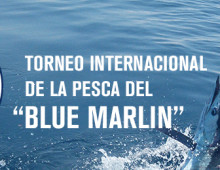 Convocatoria para International BLUE MARLIN Fishing Tournament