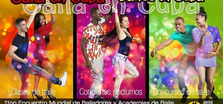 Convocatoria para 11no Encuentro Mundial de Bailadores